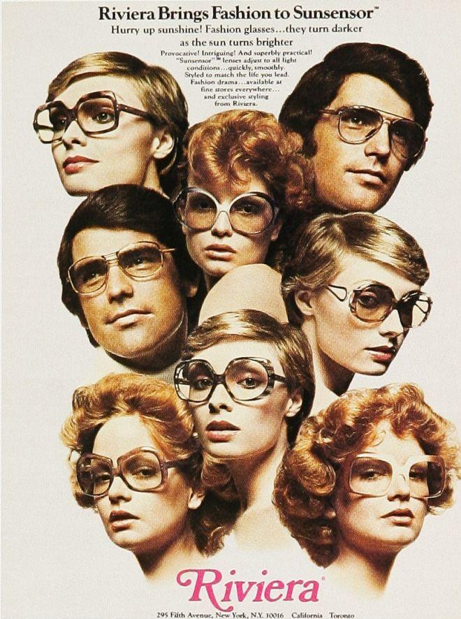 0fe39beb43 Riviera Glasses 1970 s