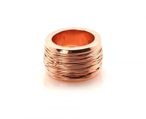 CrazySexyCool Rose Wrap Ring